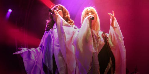ABBA Tribute in Leidschendam (Zuid-Holland) 28-09-2019