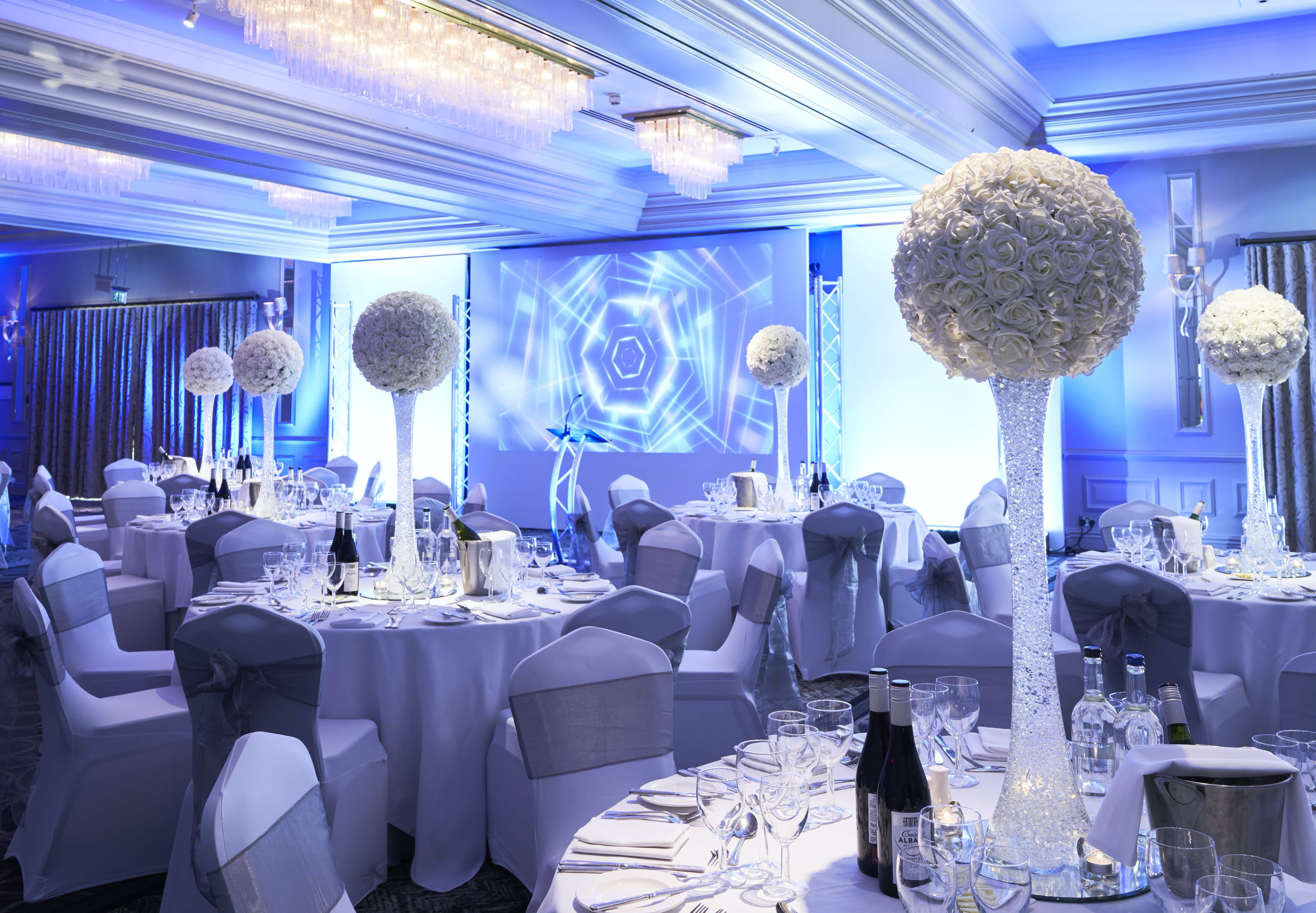 Glittering and Glamorous New Year Celebrations at Sopwell House