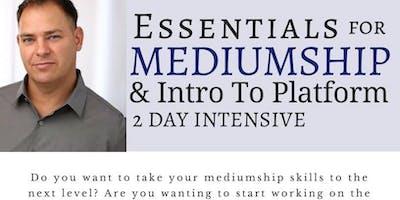 Essentials for Mediumship & Intro to Platform Phoenix, AZ