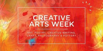 Creative Arts Week 2019