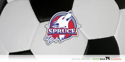 Spruce vs Samuell JV/Varsity Soccer (Girls)