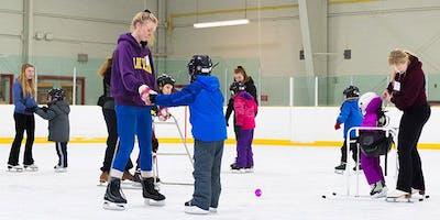 SkateABLE Brampton Adaptive Ice Skating Coaches Needed