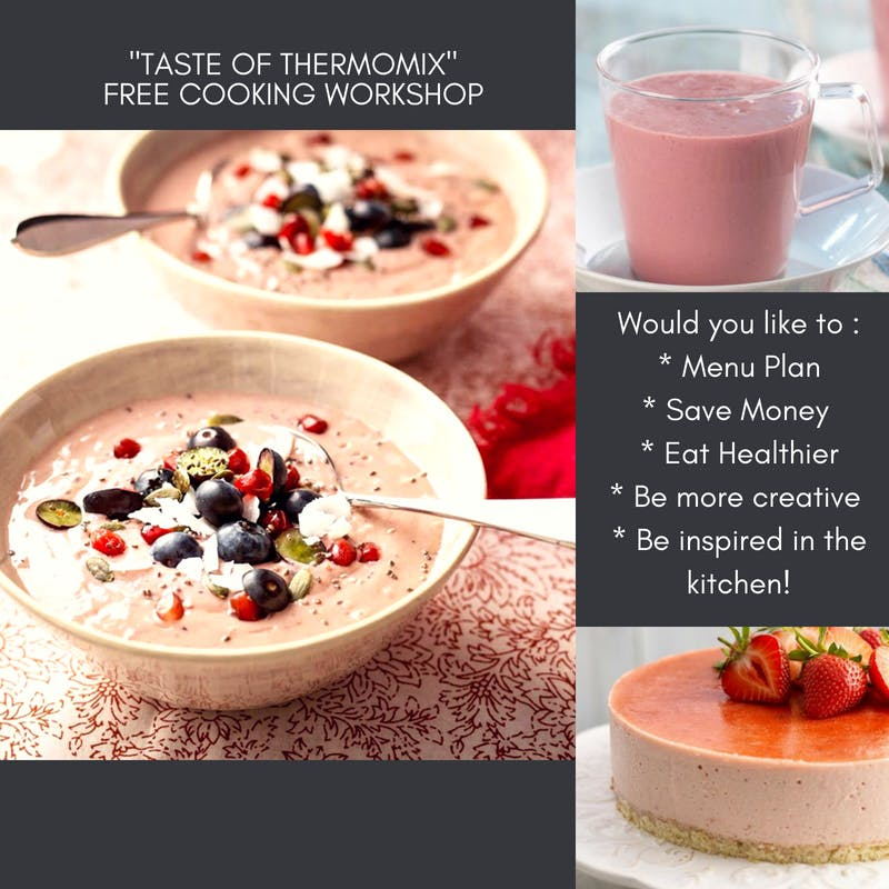 A Taste of Thermomix® in Dublin!