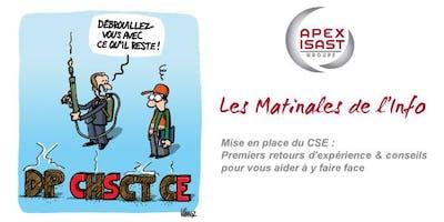 Le CSE est une échéance qui se prépare!
