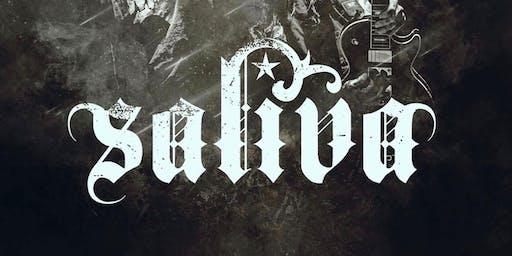 Saliva - Live in the Vault!