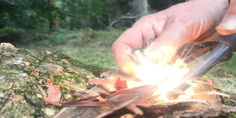 Adult Bushcraft Course - March tickets