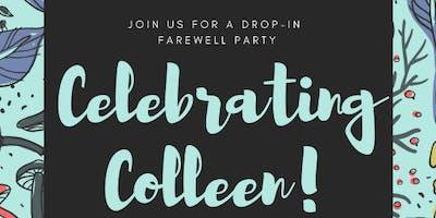 A Farewell Celebration!