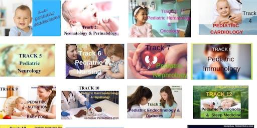 21st World Congress on Pediatrics & Adolescent Medicine