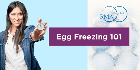 Egg Freezing 101 tickets