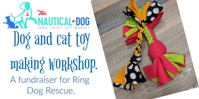 Dog/Cat Toy Workshop