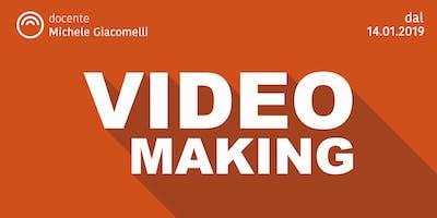 Corso Videomaking: dalle Riprese al Montaggio