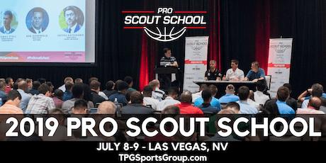 Pro Scout School 2019 tickets
