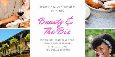 Beauty & The Biz - Conference for Female Entrepreneurs
