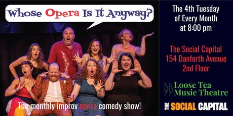 Whose Opera Is It Anyway? tickets