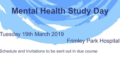 Mental Health Study Day