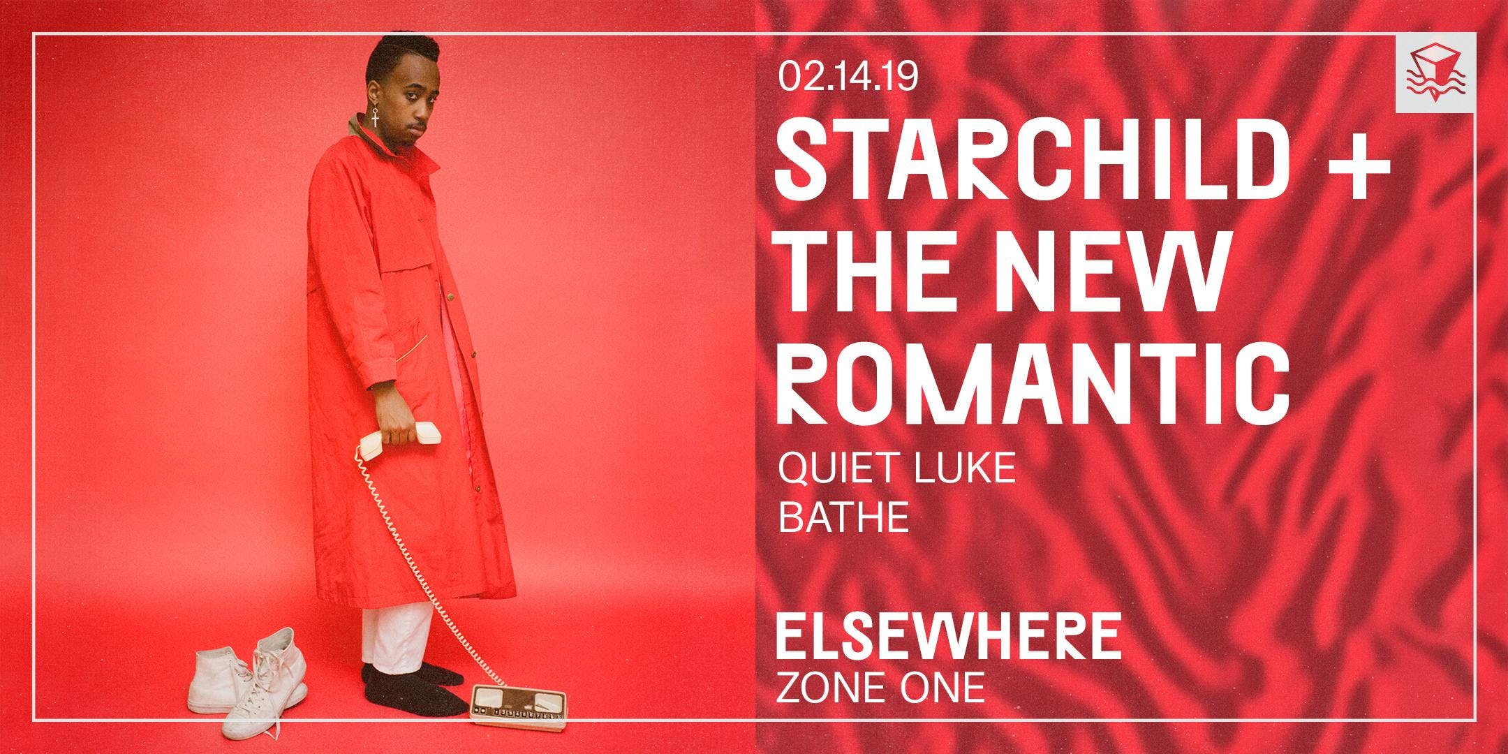 Valentine's Day with Starchild & The New Romantic