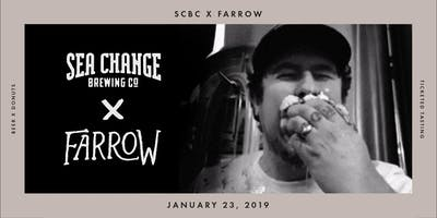 SCBC X Farrow Beer and Donut Pairing