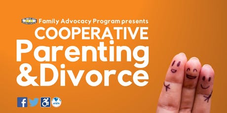 Cooperative Parenting and Divorce tickets