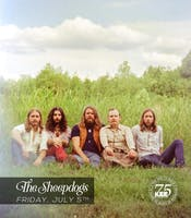 The Sheepdogs - Live at The KEE to Bala Friday July 5th