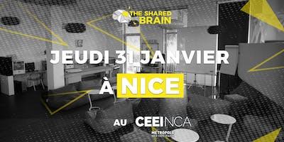 The Shared Brain Nice - Brainstorming pour entrepreneurs
