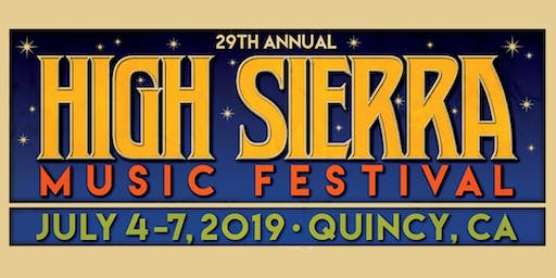 High Sierra Music Festival 2019