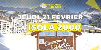 The Shared Brain Session - Isola 2000 - Brainstorming pour entrepreneurs