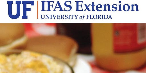 Food Safety for Extension events, fund raising or concessions (4-H and FCS) Sarasota County