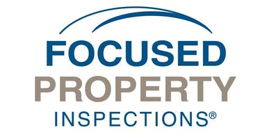 Common Issues - Focused Property Inspections - 2/8/19