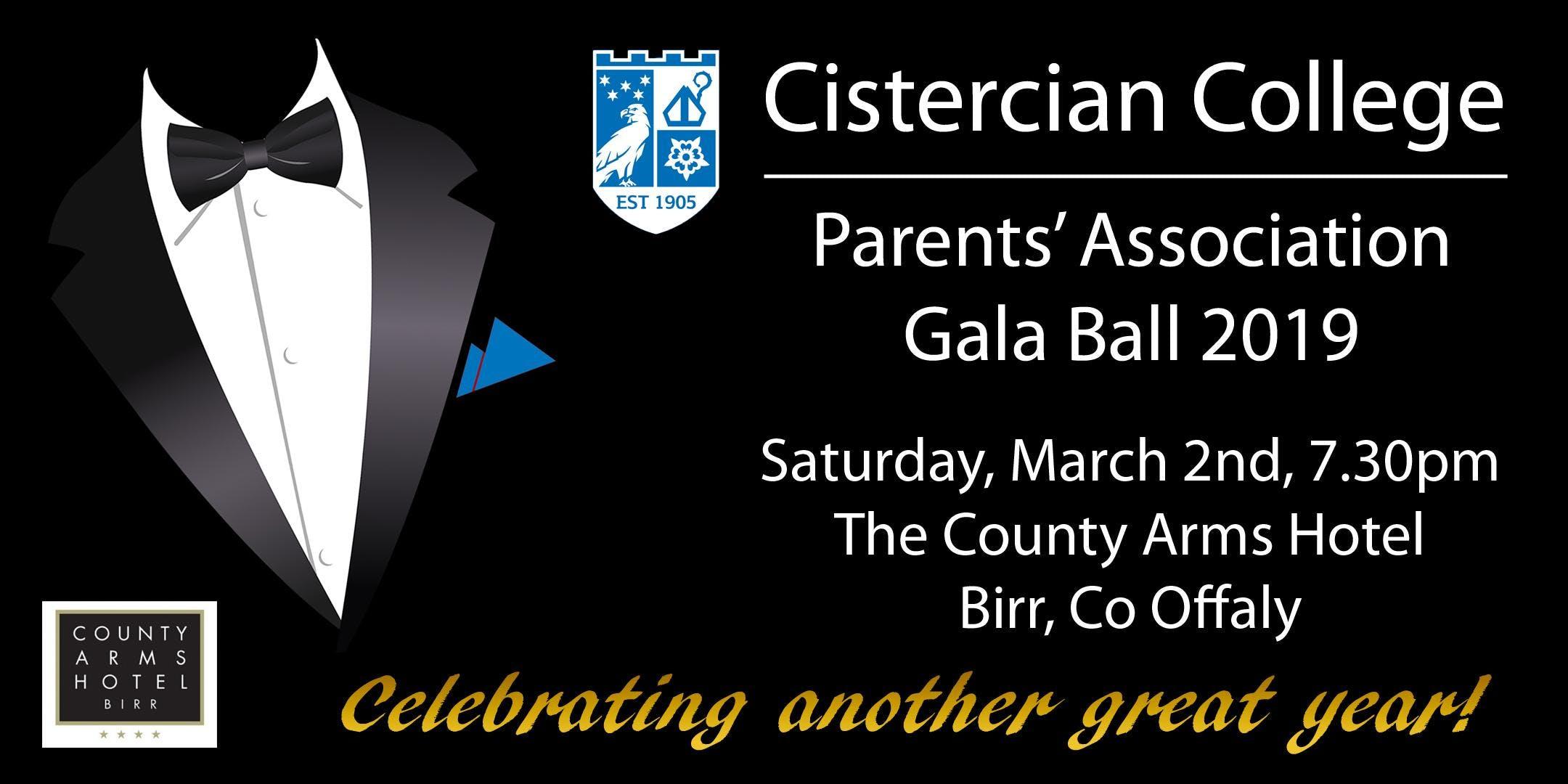 2019 Cistercian College Gala Ball