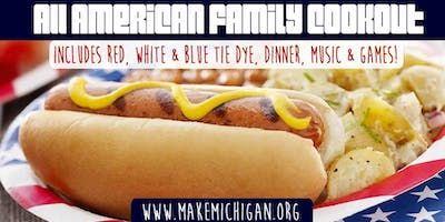 All American Family Cookout