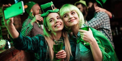 The St Pattys Luck Of Irish Boat Party