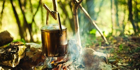 Adult Bushcraft and Survival Skills Course - 2 Day tickets