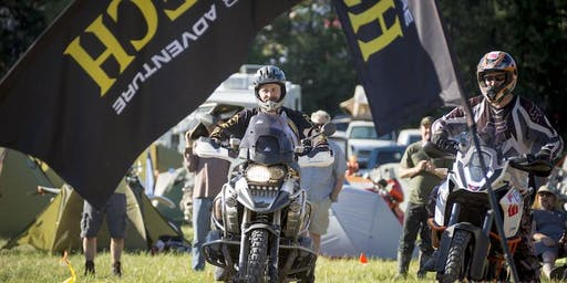 2019 Touratech Rally West