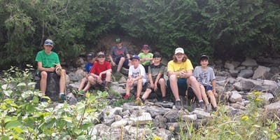 2019 Nature Adventure and Fishing Day Camp at Belwood Lake