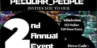 Peculiar people 2ndEvent