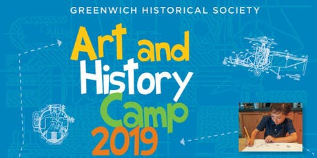 History and Art Camp 2019 tickets