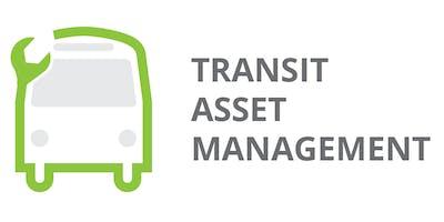 2019 FTA Transit Asset Management Bus Roundtable