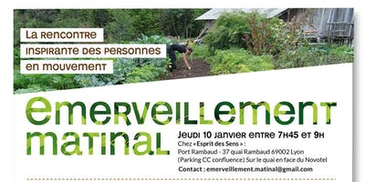Emerveillement Matinal - Permaculture et permaculture humaine