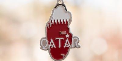 2019 Race Across Qatar 5K, 10K, 13.1, 26.2 Providence