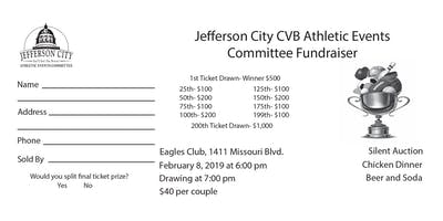Jefferson City Athletic Events Committee Fundraiser