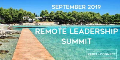Remote Leadership Summit 2019