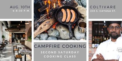 Cooking Class: Campfire Cooking