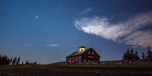 Nebo Lodge Barn Supper - August 9, 2019