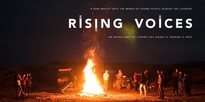 A Screening of Rising Voices in Charlottetown