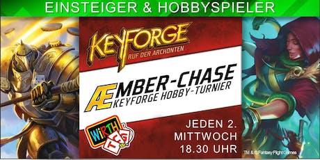 KeyForge Turnier: Æmber-Chase Tickets
