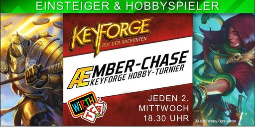 KeyForge Turnier: Æmber-Chase