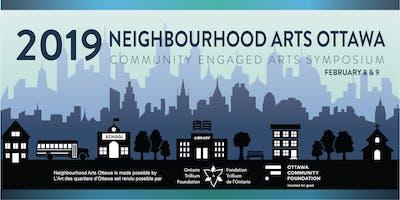 Neighbourhood Arts Ottawa Symposium