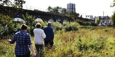 WyldWalkin'-Urban Foraging