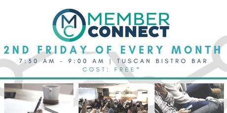 Member Connect - 2019 tickets