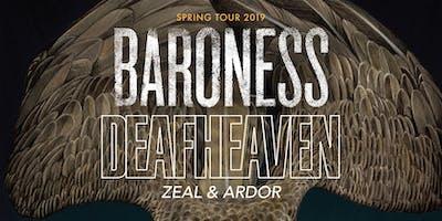 Baroness & Deafheaven